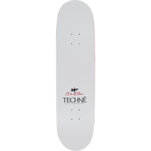 "Techne Flowers 8.5"" Deck + FREE GRIP"
