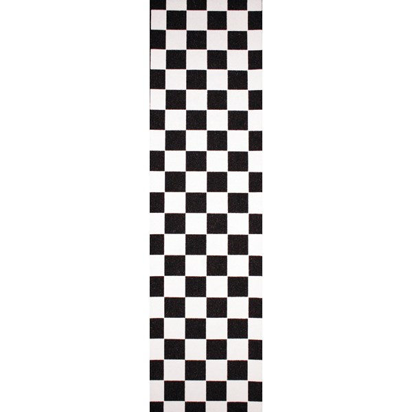 Black Widow Checkered Grip Single Sheet
