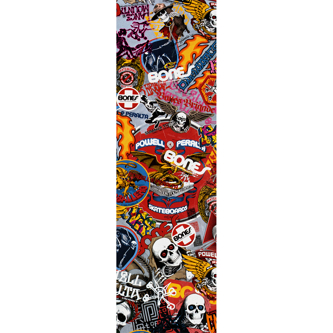 Powell Peralta OG Stickers Single Sheet Griptape