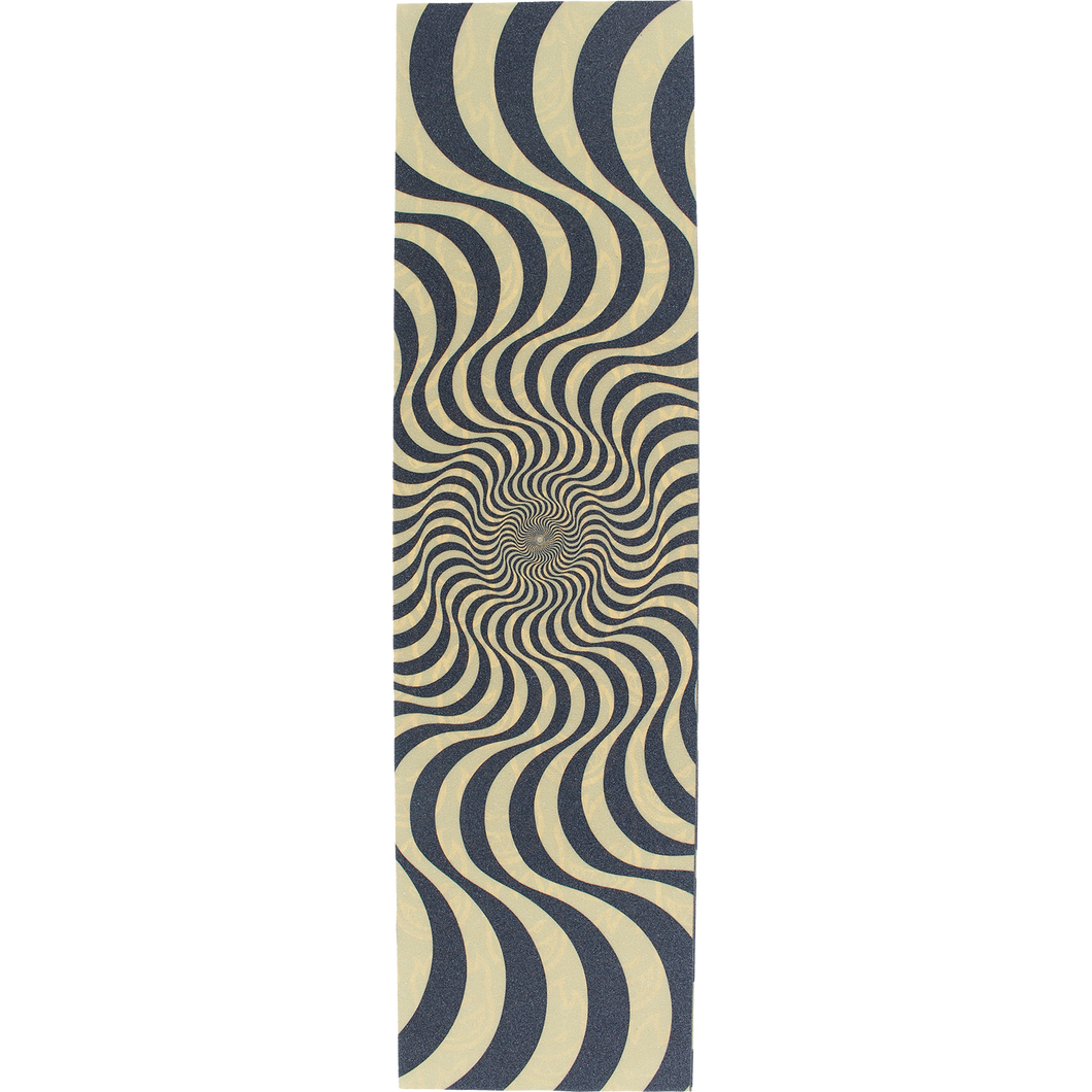 Spitfire / Mob Swirl Single Sheet Clear / Black Grip