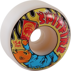 Spitfire Classic Demonseed Wheels