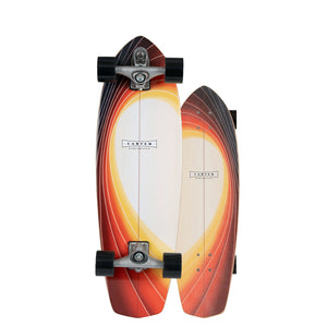 "Carver 32"" Glass Off Surfskate Complete"