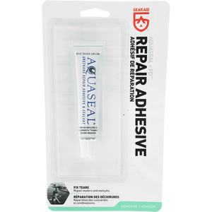 Gear Aid Aquaseal + FD Repair Adhesive Clear .75oz