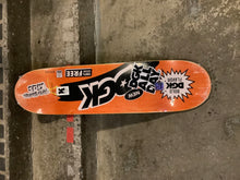 "DGK Vaughn Ghetto Snacks 8.5"" Deck"