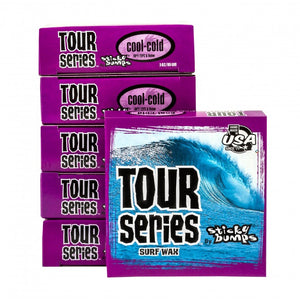 Sticky Bumps Tour Series Cool-Cold Surf Wax