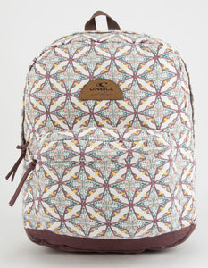 O'Neill Shoreline Vanilla Backpack