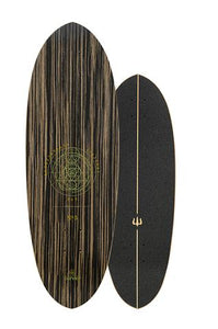 "Carver 30"" Haedron No. 3 Surfskate Complete"