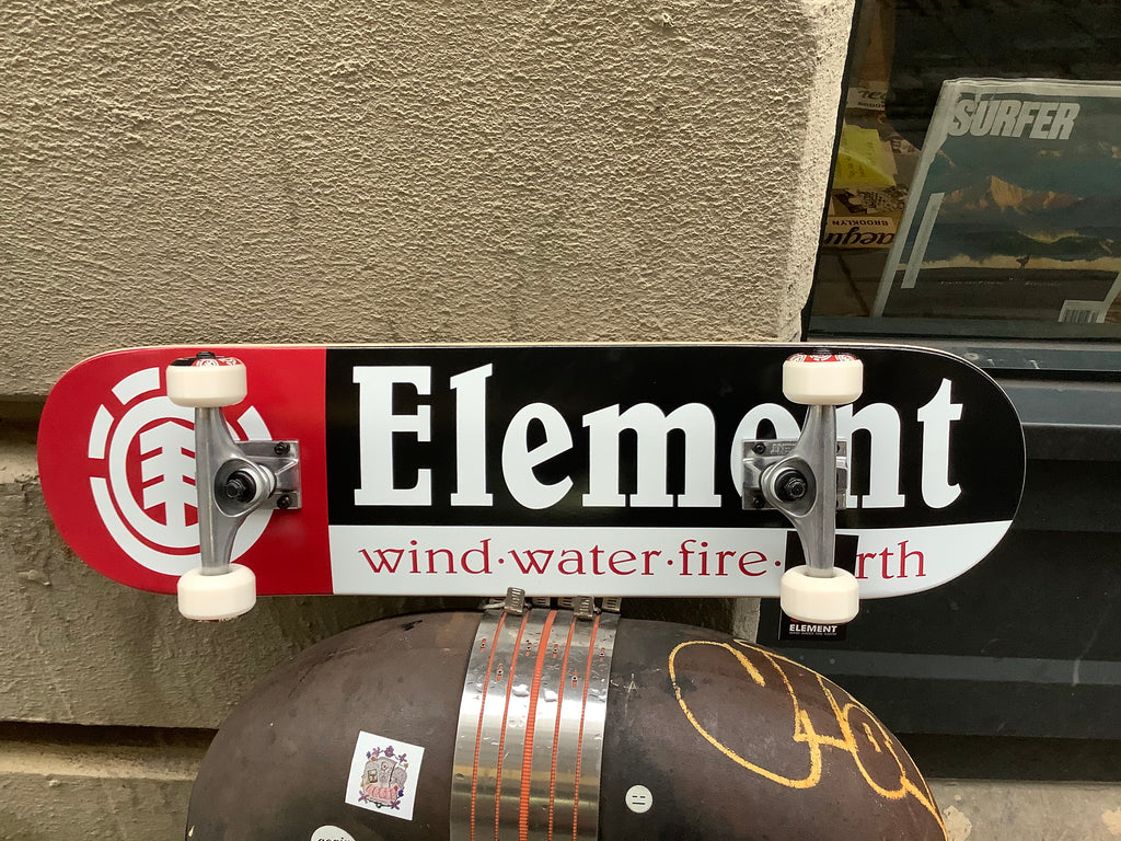 "Element Section 7.75"" Complete"