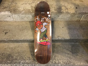 "The Folklore Project Dune Curb Crusher 8.38"" Deck + FREE GRIP"
