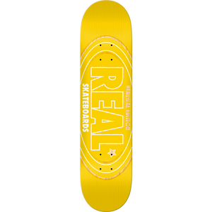 "Real Renewal Oval 8.06"" Deck"