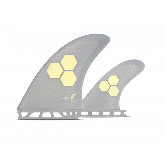 Futures AMT Twin Fin Set Grey