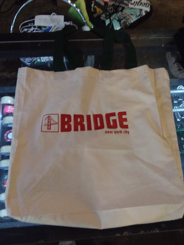 Bridge Skateboards Tote Bag