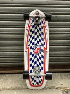 "2020 Carver 30.75"" USA Booster Surfskate Complete"