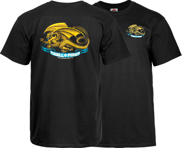 Powell Peralta Oval Dragon S/S Tee