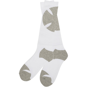 Independent Shadow Mid Crew Socks