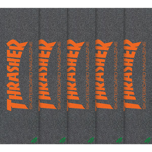 MOB Thrasher Orange Graphic Griptape