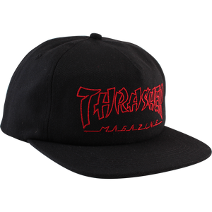 Thrasher China Banks Hat