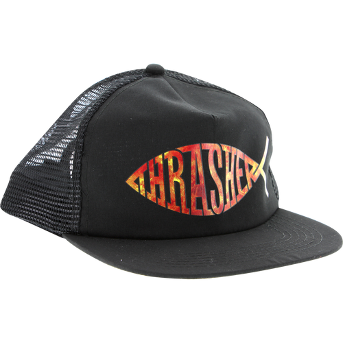 Thrasher Fish Mesh Hat