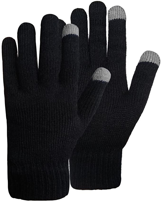 Lethmik Unisex Winter Gloves