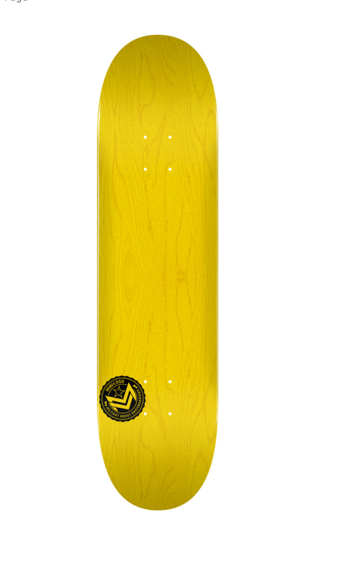 Mini Logo Deck Assorted Sizes and Colors