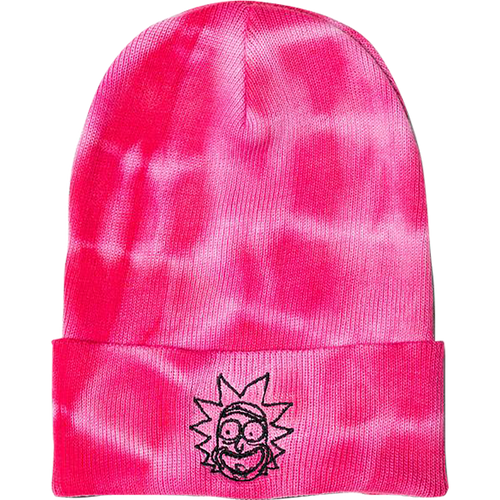 Primitive Rick and Morty Tie Dye Rick Beanie