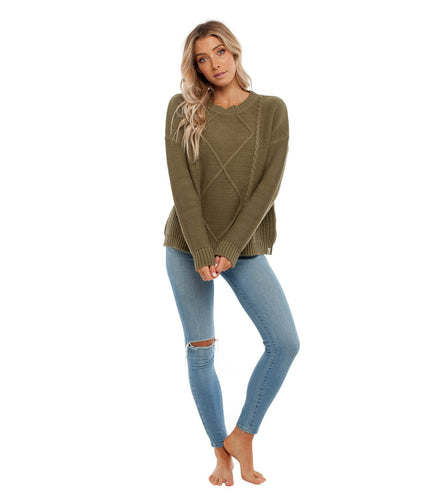 Rhythm Yosemite Knit Palm