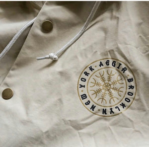 Aegir Original Rain Jacket Cream