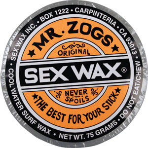Mr. Zogs Sex Wax Cool Water Formula
