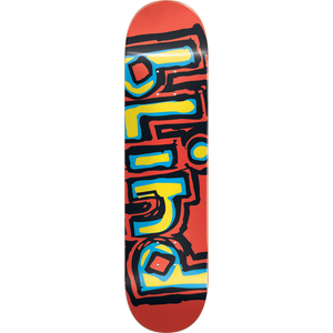 "Blind OG Logo 8.37"" Deck (Red/Yel/Blue)"