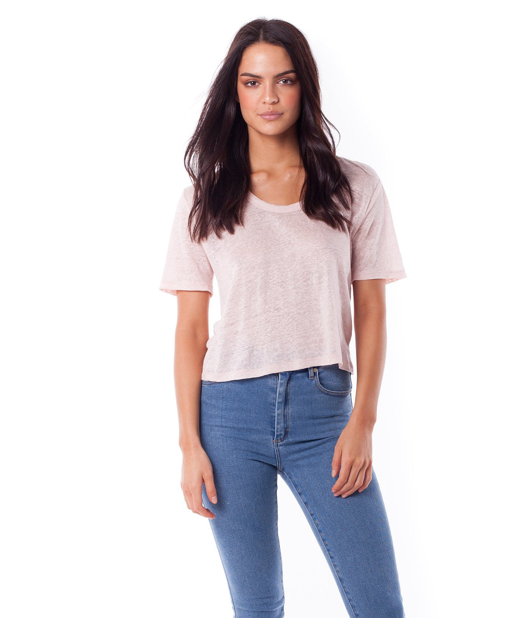 Rhythm Sunshine Tee (Blush)