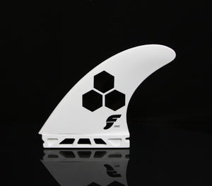 Futures FAM2 Thruster Fin Set White