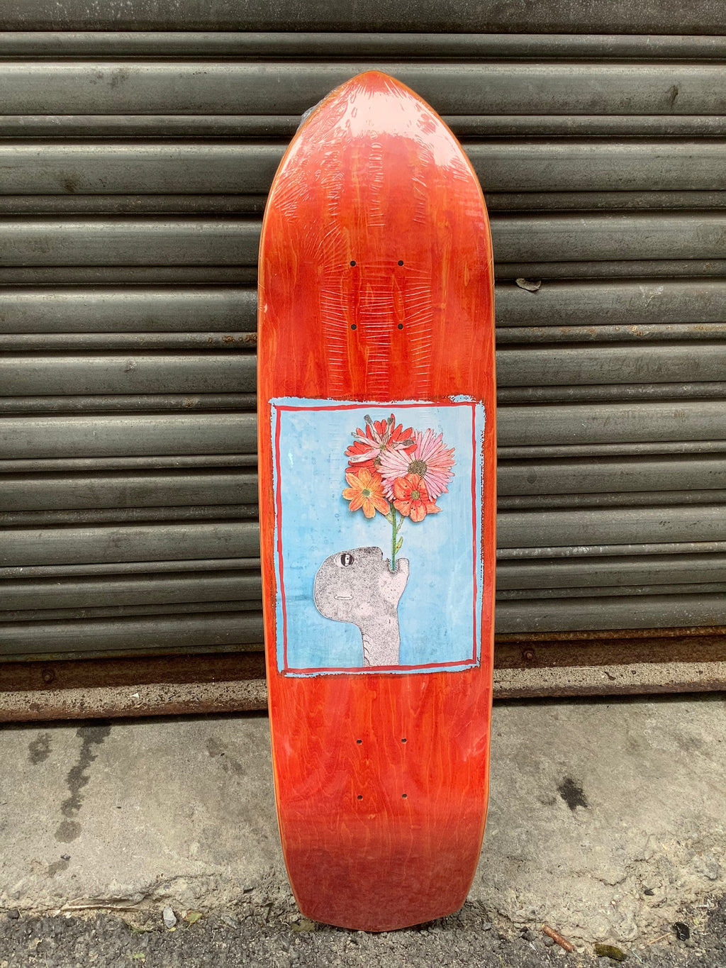 "Coda Jake Keenan Flower 8.625"" Deck"