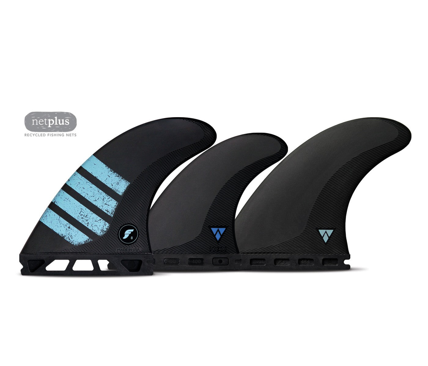 Futures F8 Alpha Series 5-Fin Set