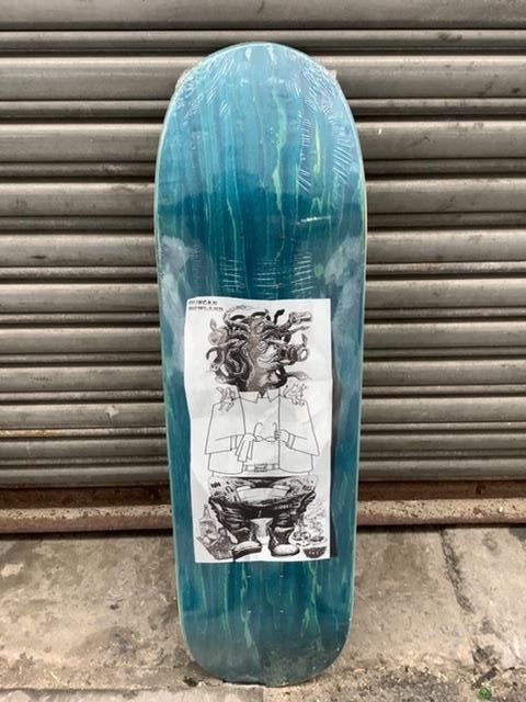 "Coda Exquisite Corpse Rowland 9.0"" Shaped Deck"