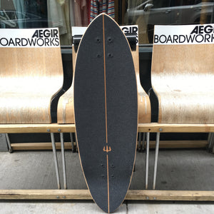"Carver 31.75"" CI Black Beauty Surfskate Complete"