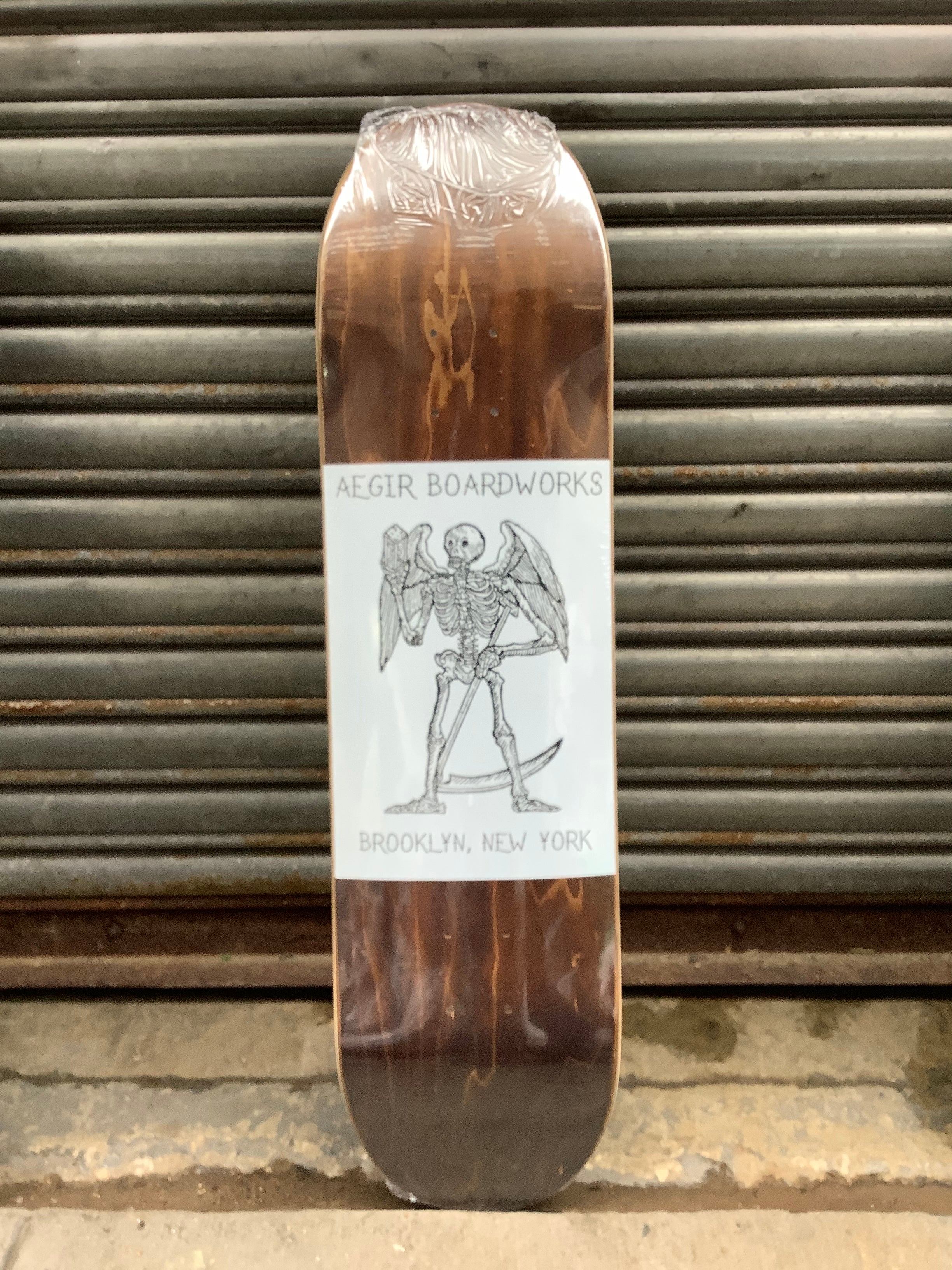 Aegir Boardworks Shop Deck - Reaper Edition