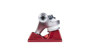 Ace High Truck Polished Silver / Red