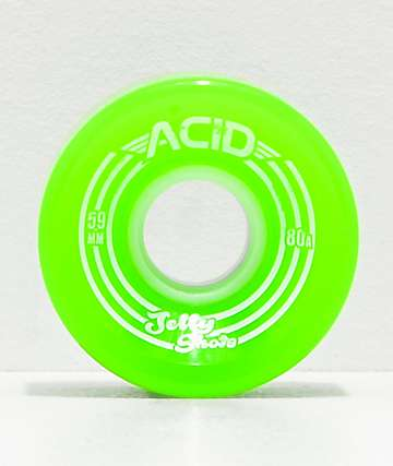 Acid Jelly Shots Wheels