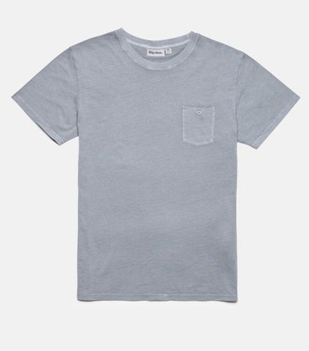 Rhythm Everyday Wash T-Shirt (Vintage Stone)