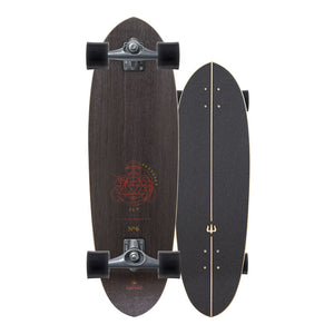 "Carver 33"" Haedron No. 6 Surfskate Complete"