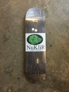 "Nuklir Skateboards Dead Head 8.38"" Deck"
