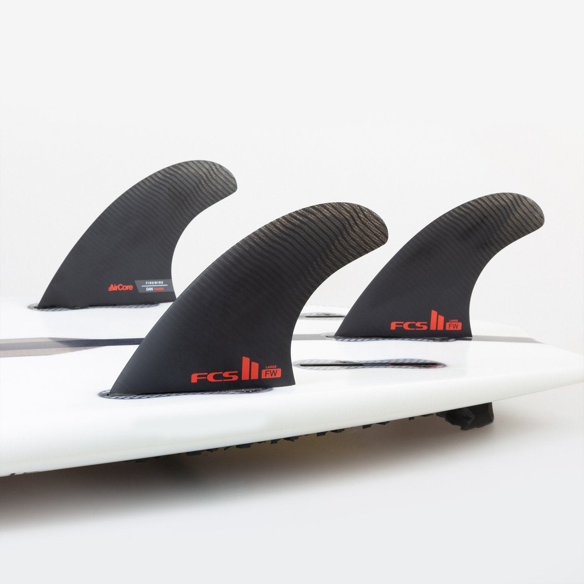 FCS II Firewire FW PC Medium Tri Fin Set