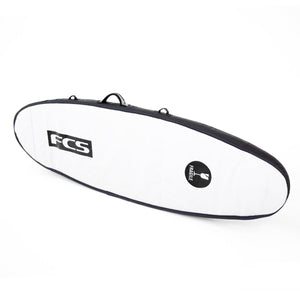 6'7 FCS Travel 1 Fun Board Surfboard Cover