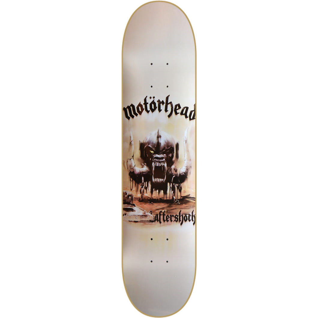 Heavy Metal Skateboards Motorhead