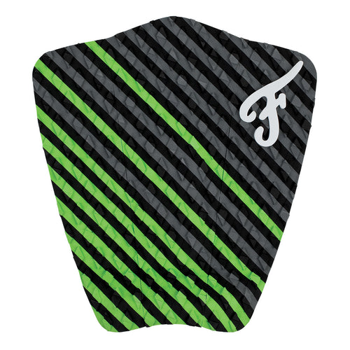 Famous Surf Figueroa Surfboard Traction Pad - 3 Piece