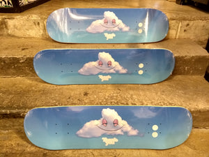 "Thank You - Head in the Clouds 8.0"" Deck + FREE GRIP"