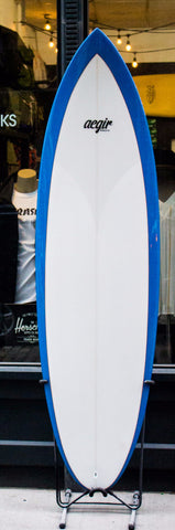 Speed Egg by Gunn Surfboards 7'0