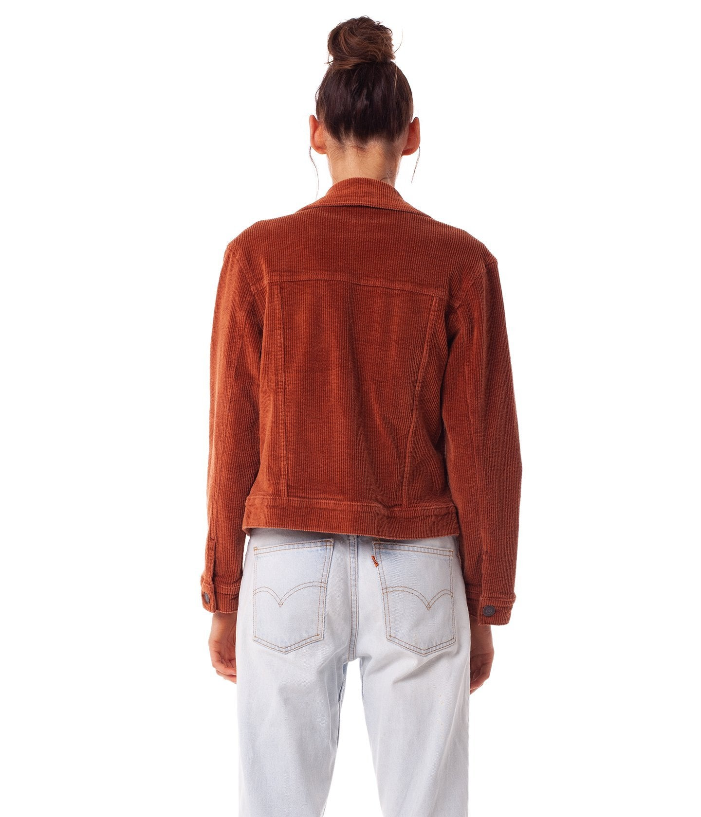 Rhythm Edinburgh Jacket Rust