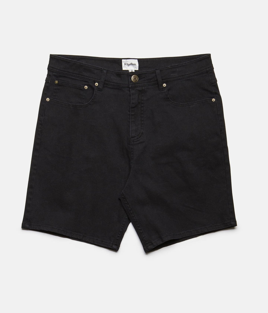 Rhythm Studio Denim Walkshort (Vintage Black)