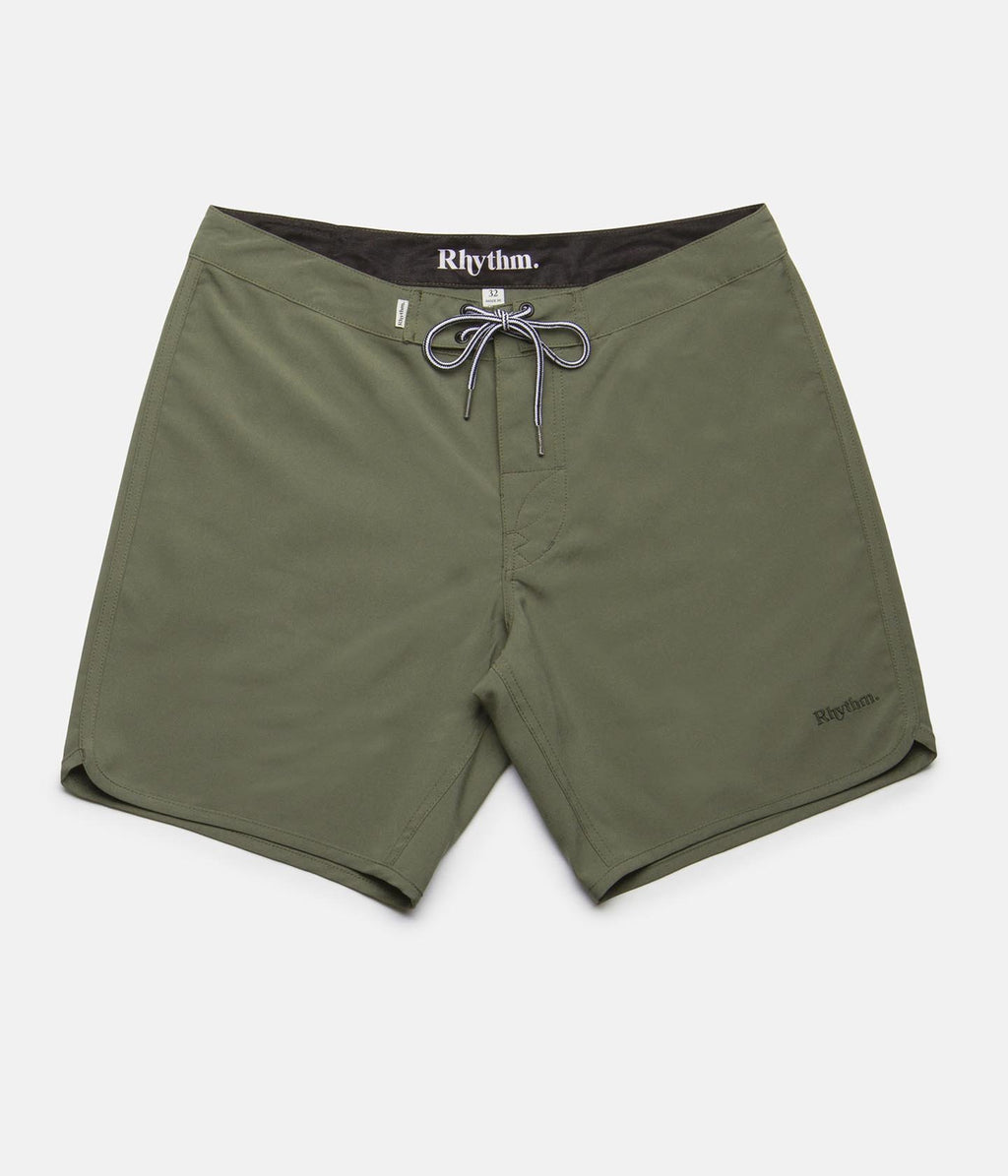 Rhythm Black Label Retro Trunk (Vintage Olive)